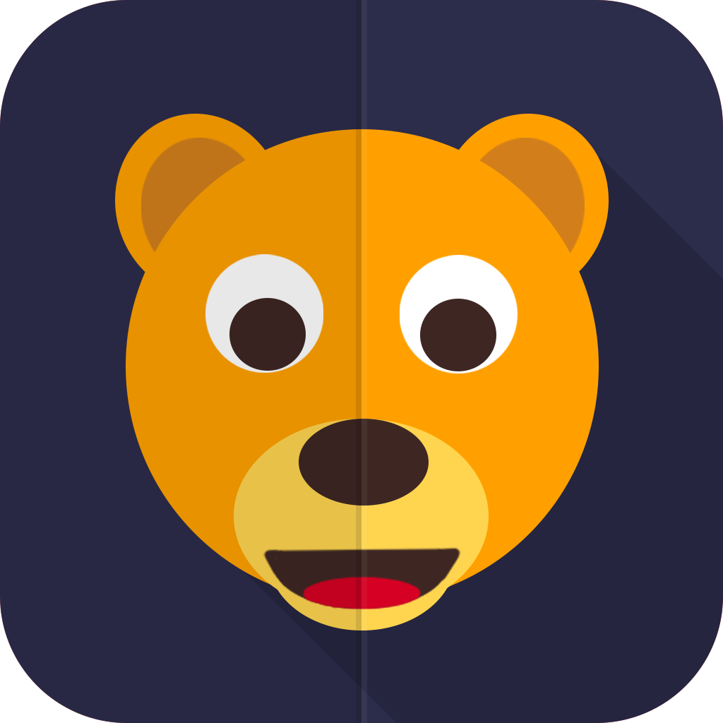 Animals Logo Game/App Icon
